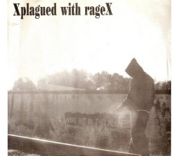 Plagued With Rage - I Won't Forget 7""