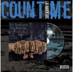 Countime - No Apologies, No Regrets CD