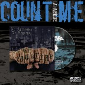 Countime - No Apologies, No Regrets CD