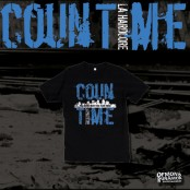 Countime - L.A. Hardcore T-SHIRT