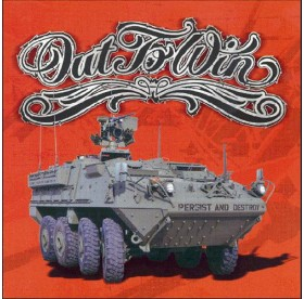 Out To Win - Persist And Destroy CD