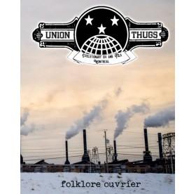 Union Thugs - Folklore Ouvrier CD