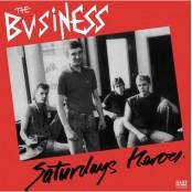 Business, The - Saturdays Heroes LP WHITE VINYL