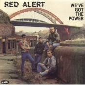 Red Alert - We've Got The Power LP CLEAR VINYL