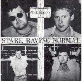 "Blood, the - Stark Raving Normal 7"""