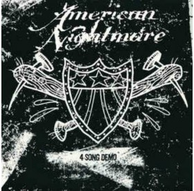 American Nightmare - 4 Song Demo 7""