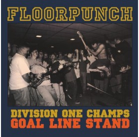 Floorpunch - Twin Killing LP