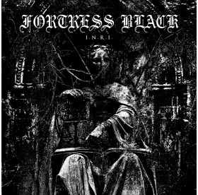 Fortress Black - I.N.R.I CD