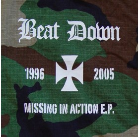 Beat Down - Missing In Action 7""