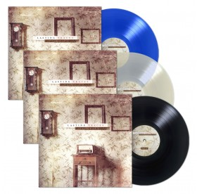 Lasting Traces - Old Hearts Break In Isolation BLUE VINYL