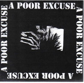 A Poor Excuse - Same 7""