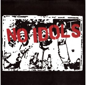 No Idols - Same BLACK VINYL